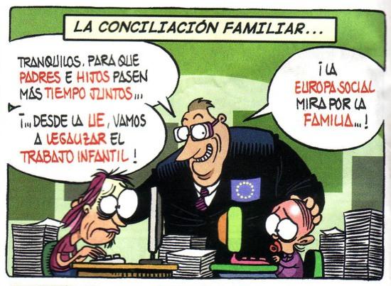 Europa social.