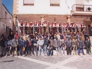 Quintos de Noblejas 2001 (Toledo)