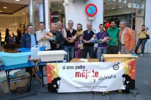 Mojate Papa 19_3_2007 Foro de Hombres por la Igualdad