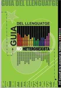 Portada Guía Lenguaje NO Heterosexista del CJV
